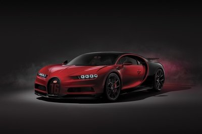 The Buggati Chiron Sport Weighs Less, Gets Carbon Fiber Wipers and a New Exhaust Layout; Costs an Extra $1 Million - image 772079