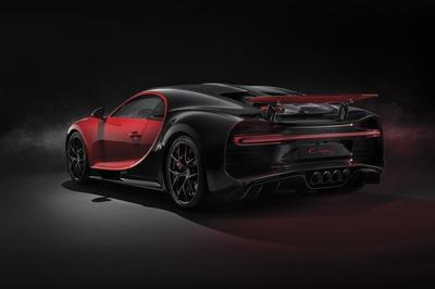 The Buggati Chiron Sport Weighs Less, Gets Carbon Fiber Wipers and a New Exhaust Layout; Costs an Extra $1 Million - image 772080