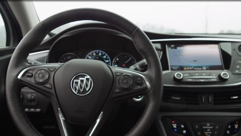 2019 Buick Envision | Top Speed