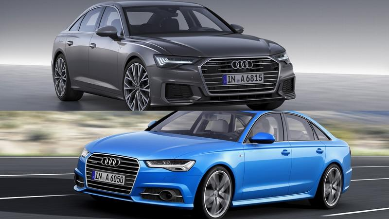 By the Numbers: 2018 Audi A6 vs 2019 Audi A6