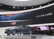 CTS-V and ATS-V are Axed to Make Way for the 2019 Cadillac CT6-V - image 775915