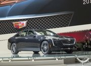 CTS-V and ATS-V are Axed to Make Way for the 2019 Cadillac CT6-V - image 775922