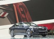 CTS-V and ATS-V are Axed to Make Way for the 2019 Cadillac CT6-V - image 775924