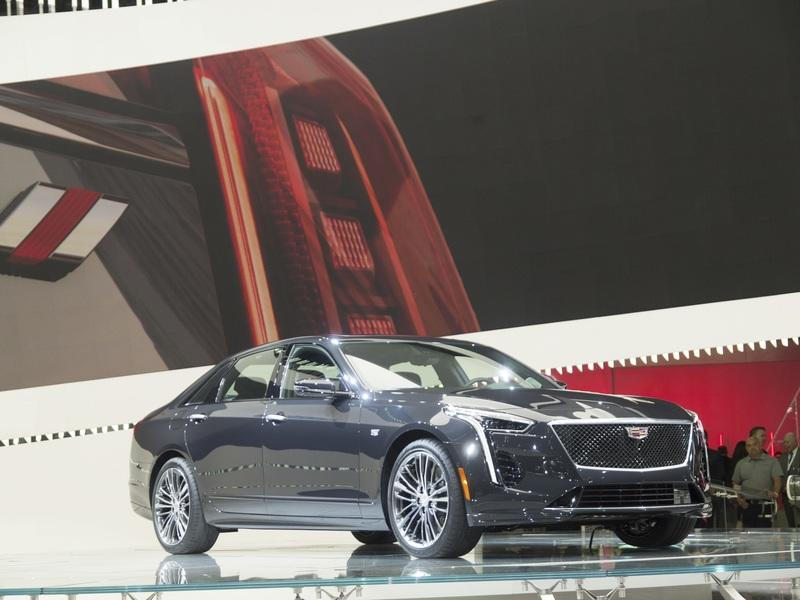 CTS-V and ATS-V are Axed to Make Way for the 2019 Cadillac CT6-V