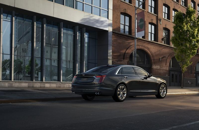 Cadillac Proves Performance Sedans Aren't Dead as the 2019 CT6-V Sells Out in a Few Hours