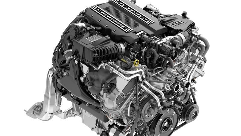 Cadillac is Being Greedy, Won't Let Chevy Use That New Biturbo V-8 For The Corvette