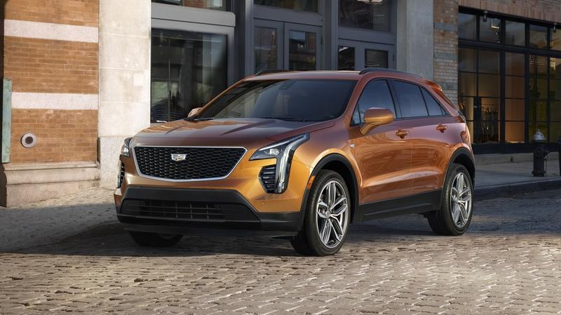 The Cadillac XT4 Sends a Warning to BMW, Mercedes, and Audi