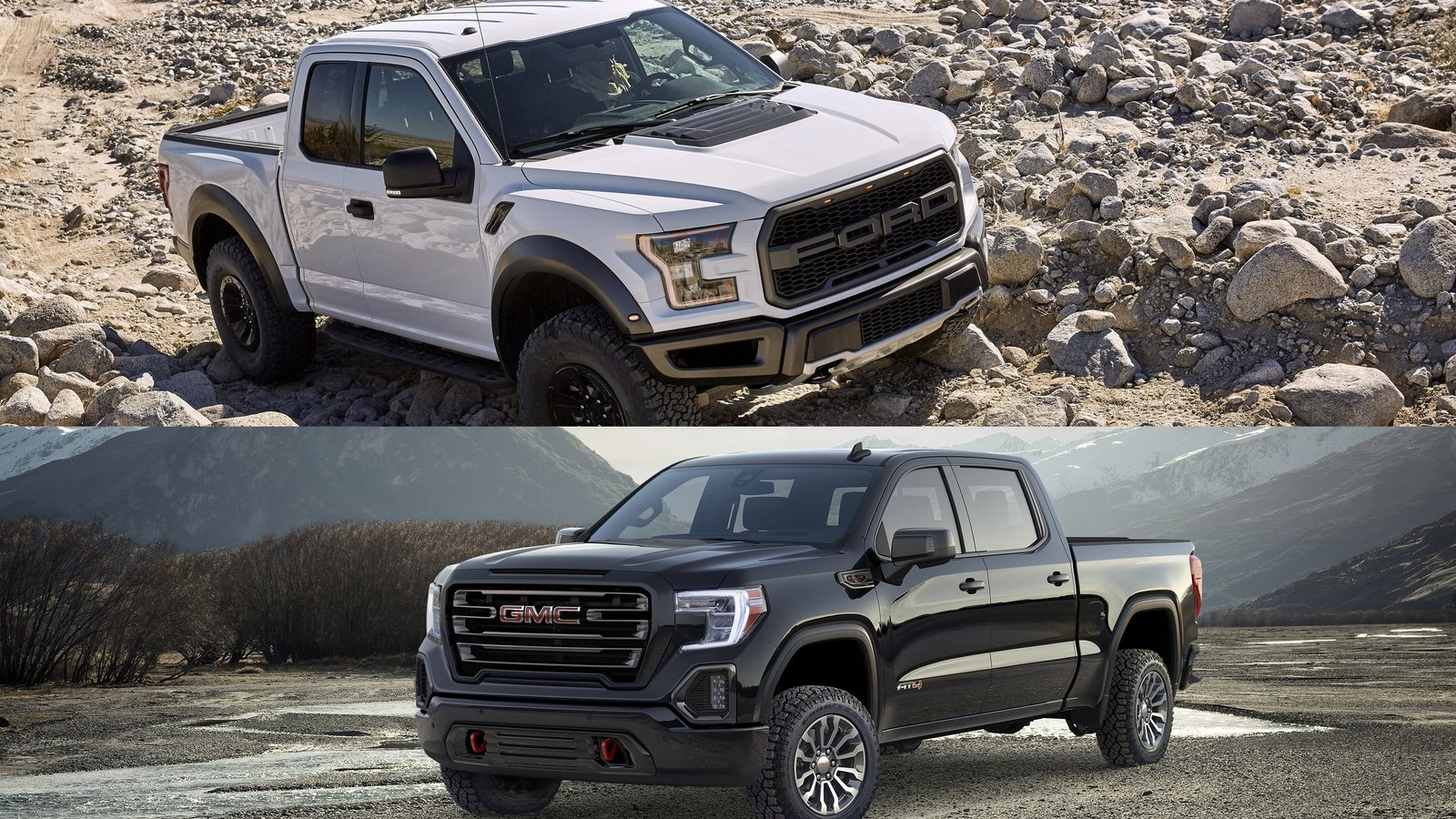 Comparison: Is The GMC Sierra AT4 A Solid Alternative To ...