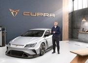 Cupra Shows Off its New 600+ Horsepower E-Racer Before its Debut at Geneva - image 771444