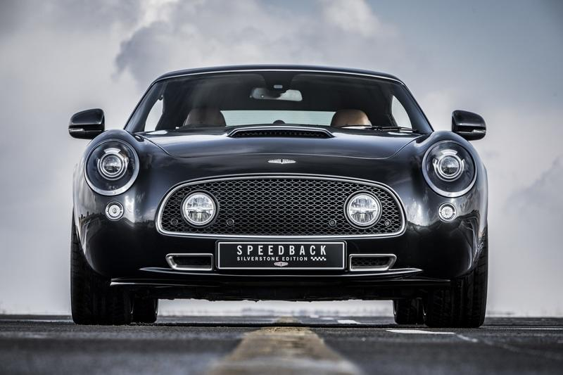 2018 David Brown Automotive Speedback Silverstone Edition