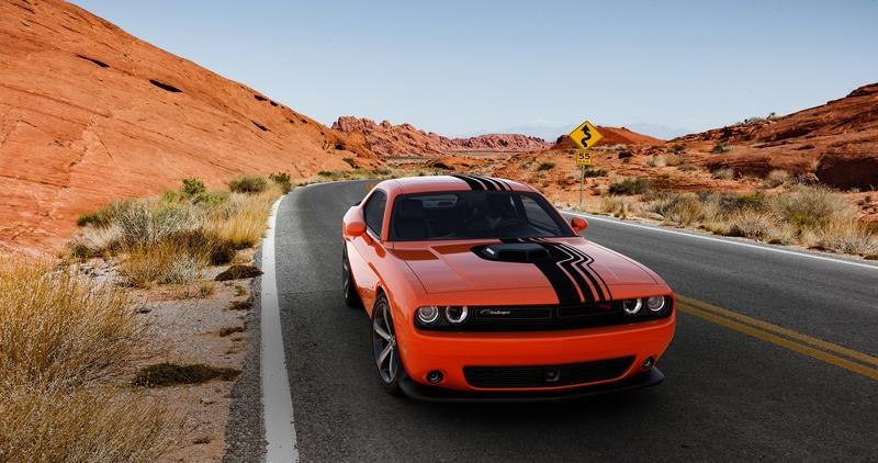 Dodge Goes Plum Crazy with Customization Options For The Challenger and Charger