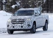 Does this Mercedes X-Class Mule Point to a new US Competitor for the Chevy Colorado and Ford Ranger? - image 775338