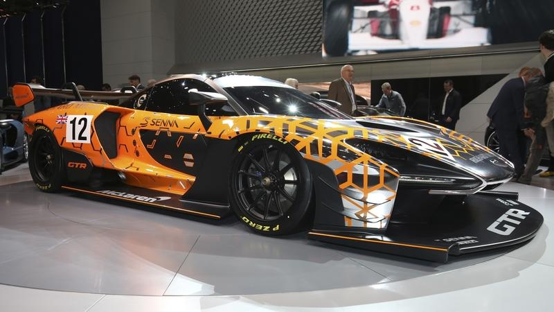 Don't Bother Looking For a McLaren Senna GTR Because They're All Sold Out