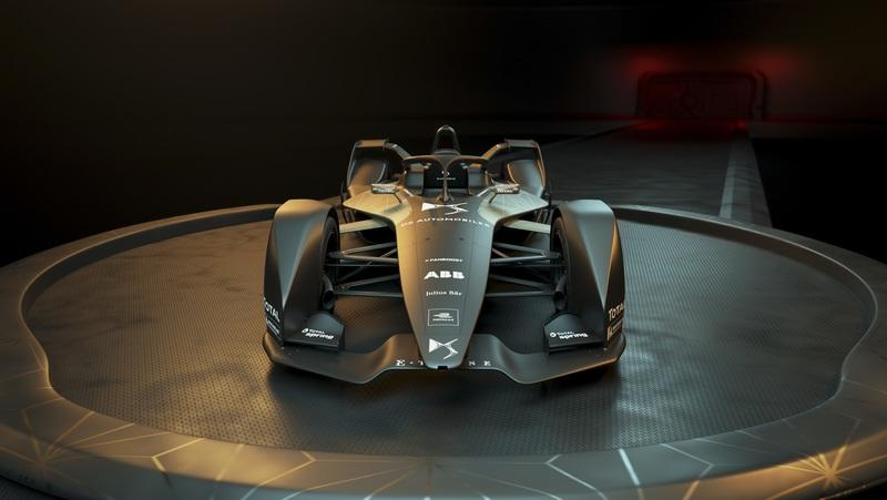 Think Audi's e-Tron FE05 Formula E Car is Cool? Check out the DS E-TENSE FE 19!