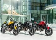 Ducati is planning a big bash for the 25th anniversary of their Monster - image 772608