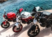 Ducati is planning a big bash for the 25th anniversary of their Monster - image 772597