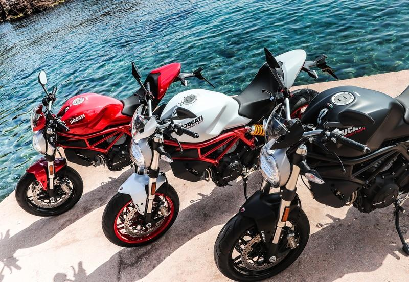 Ducati is planning a big bash for the 25th anniversary of their Monster