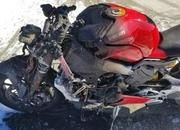 Ducati's Panigale V4 goes up in flames. Owner gets a replacement immediately - image 774800