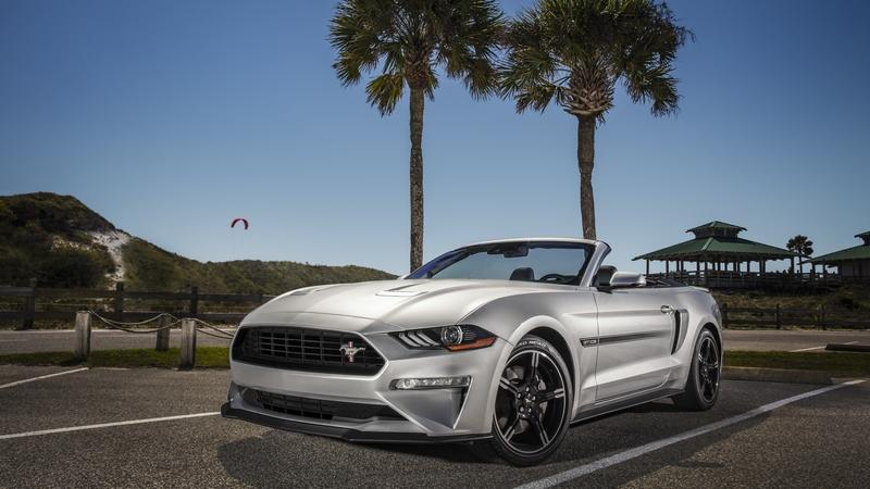 "Ford Brings Back the ""California Special"" with Rev Matching and B&O Audio System"