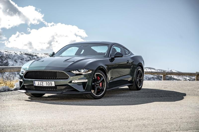 Video of the Day: Ford Mustang Bullitt Is Ready To Attack Some European Roads
