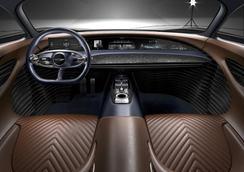The Essentia Proves Genesis Has What It Takes To Hang With The Big Boys Interior - image 775850