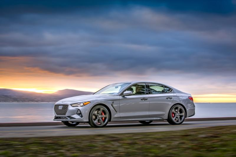A Hotter Version of The Genesis G70 Sounds Spicy, Doesn't It? Exterior - image 775561