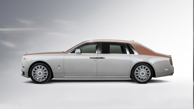 Rolls Royce Brings Three Unique Phantoms at the Geneva Motor Show