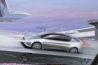 Giugiaro's GFG Sibylla EV Concept is Futuristic but Intriguing at the Same Time - image 772654
