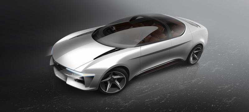 Giugiaro's GFG Sibylla EV Concept is Futuristic but Intriguing at the Same Time
