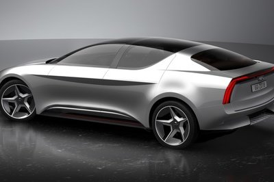 Giugiaro's GFG Sibylla EV Concept is Futuristic but Intriguing at the Same Time - image 772645