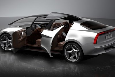 Giugiaro's GFG Sibylla EV Concept is Futuristic but Intriguing at the Same Time - image 772648