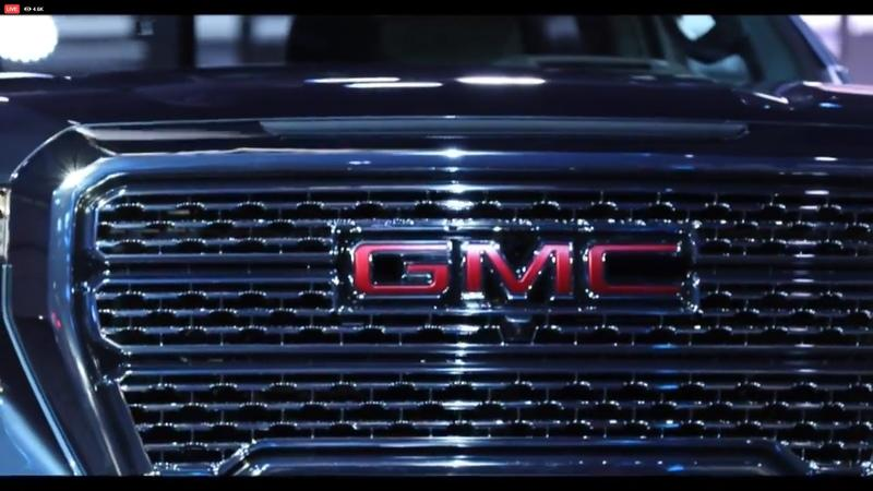 GMC Debuts The 2019 Sierra, Goes Upscale And High-Tech