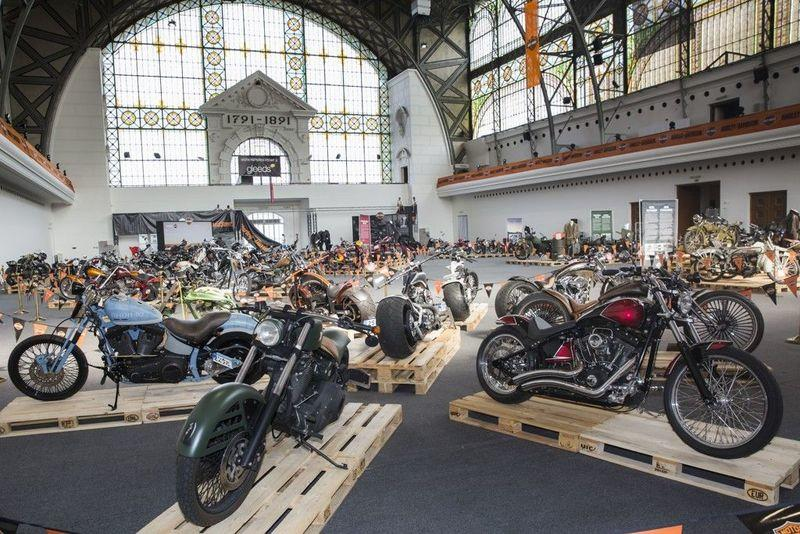 Harley-Davidson unveils its 115th anniversary party plans - image 771074