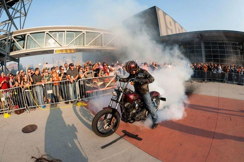 Harley-Davidson unveils its 115th anniversary party plans - image 771076