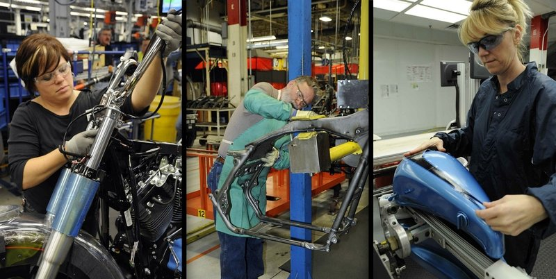 Harley Closes One Of Its Main Factories; What Does It Mean? - image 773238