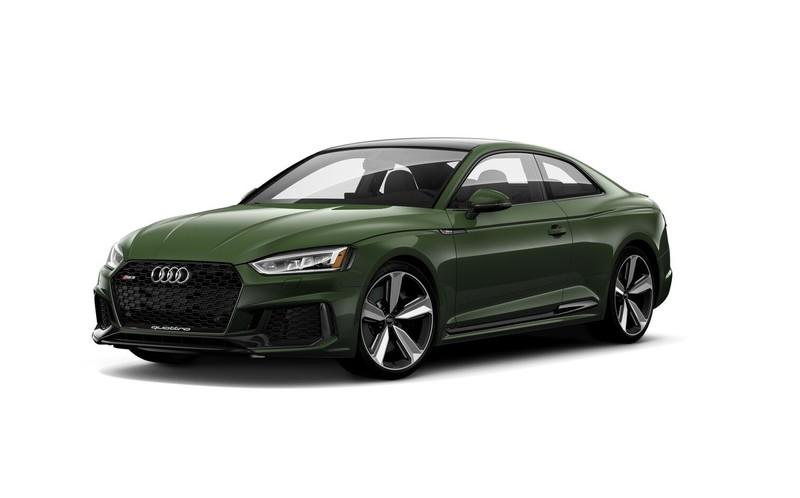 How would you spec your Audi RS5?