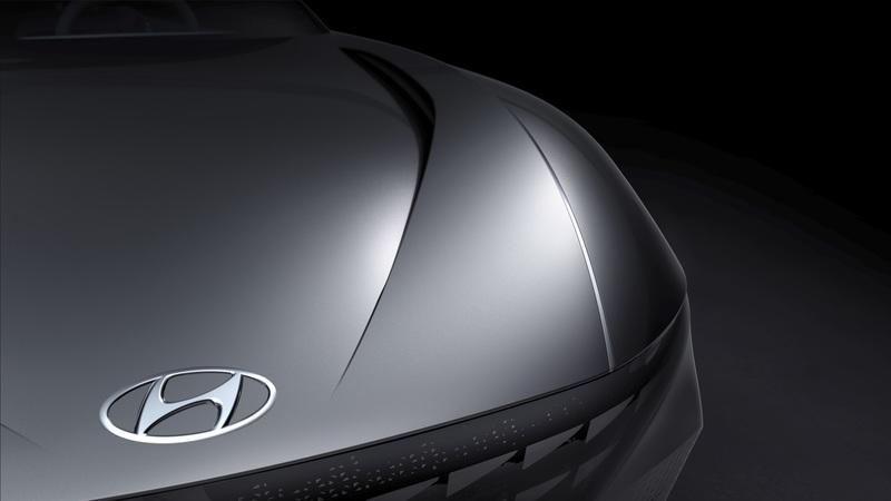 Hyundai Plotting a New Concept; Could Base the Next-Gen Sonata on the Le Fil Rouge