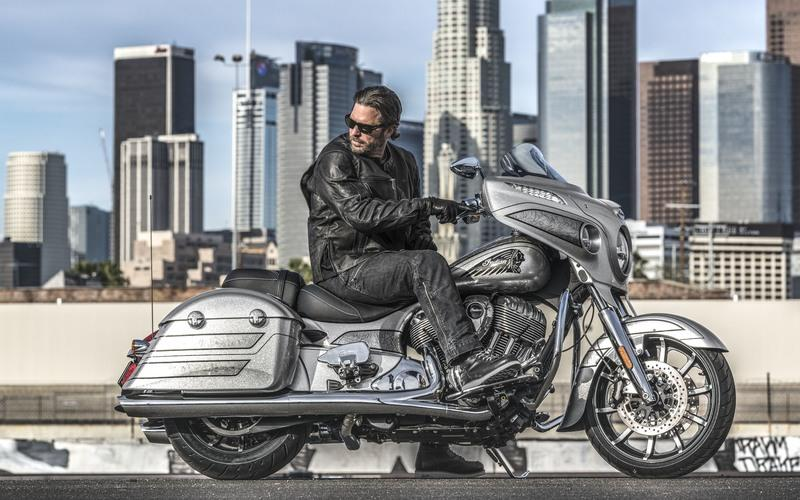 Indian Motorcycles launched the new Chieftain Elite