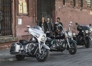 Indian Motorcycles launched the new Chieftain Elite - image 771368