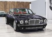 Iron Maiden drummer Nicko McBrain Gets a Custom-Built 'Greatest Hits' Jaguar XJ6 - image 773070