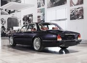 Iron Maiden drummer Nicko McBrain Gets a Custom-Built 'Greatest Hits' Jaguar XJ6 - image 772321