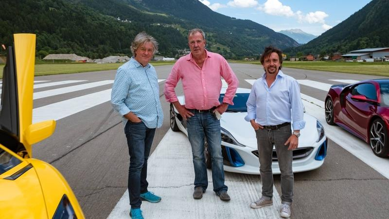 Is The Grand Tour In Trouble?