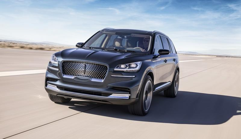 2019 Lincoln Aviator Headed for L.A. Debut