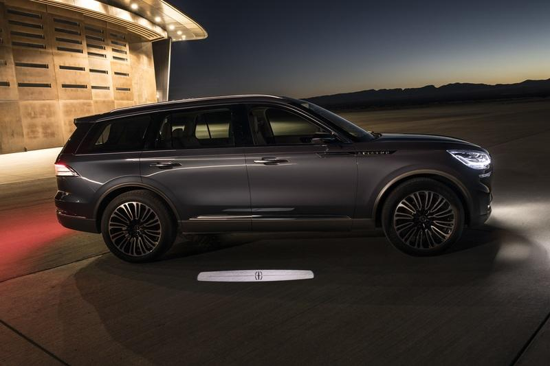 Who Needs a Car Key? Not Lincoln Aviator Owners Thanks to