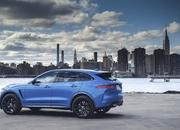 The Jaguar F-Pace SVR Just Rendered the Upcoming BMW X3 M Obsolete - image 775395