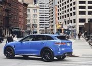 The Jaguar F-Pace SVR Just Rendered the Upcoming BMW X3 M Obsolete - image 775398