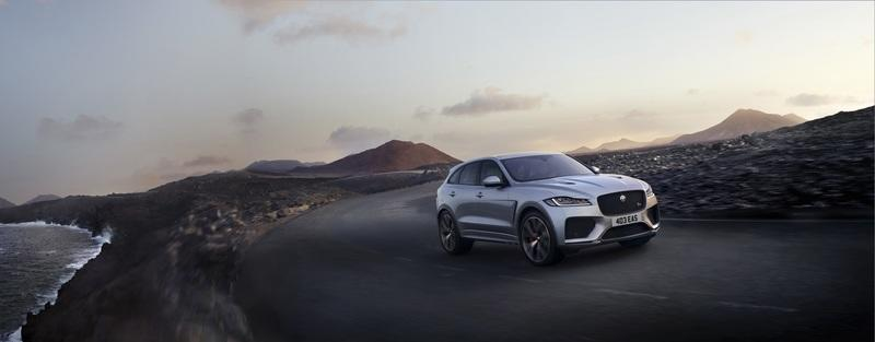 The Jaguar F-Pace SVR Just Rendered the Upcoming BMW X3 M Obsolete