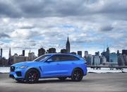 The Jaguar F-Pace SVR Just Rendered the Upcoming BMW X3 M Obsolete - image 775424
