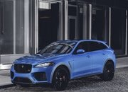 The Jaguar F-Pace SVR Just Rendered the Upcoming BMW X3 M Obsolete - image 775388