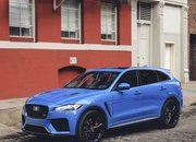 The Jaguar F-Pace SVR Just Rendered the Upcoming BMW X3 M Obsolete - image 775390